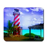 """High Rock Lighthouse"" Mousepad"