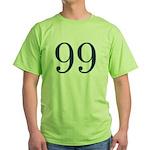 Perfect  99 Green T-Shirt