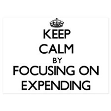 Keep Calm by focusing on EXPENDING Invitations