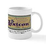 The Lexicon Mug
