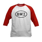 BWI Oval Tee
