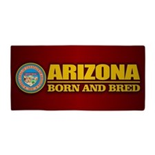 Arizona Born and Bred Beach Towel