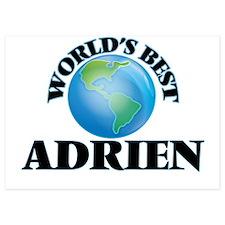 World's Best Adrien Invitations