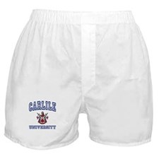 CARLILE University Boxer Shorts