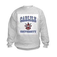 CARLILE University Sweatshirt