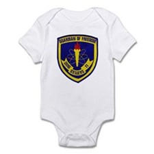 USS SELLERS Infant Bodysuit