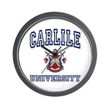 CARLILE University Wall Clock