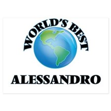 World's Best Alessandro Invitations
