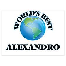 World's Best Alexandro Invitations