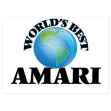 World's Best Amari Invitations