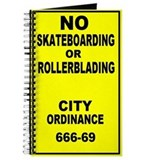 Skateboarding Journal
