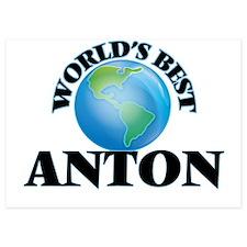 World's Best Anton Invitations