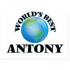 World's Best Antony Invitations