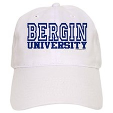BERGIN University Baseball Cap