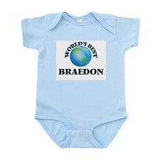World's Best Braedon Body Suit