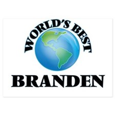 World's Best Branden Invitations