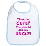 Unique Uncle Bib