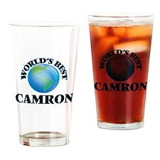 World's Best Camron Drinking Glass