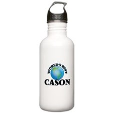 World's Best Cason Water Bottle