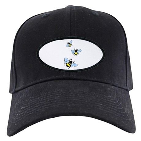 Bumble Bees Black Cap