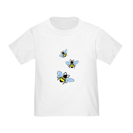 Bumble Bees Toddler T-Shirt