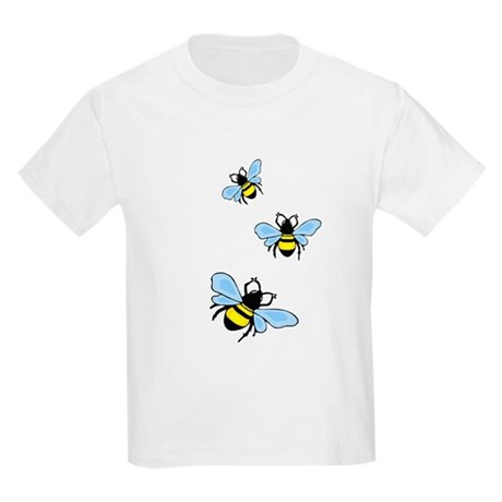Bumble Bees Kids Light T-Shirt