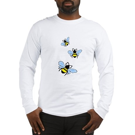 Bumble Bees Long Sleeve T-Shirt