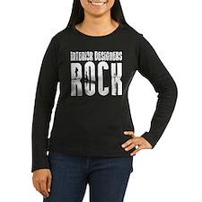 Interior Designers Rock T-Shirt