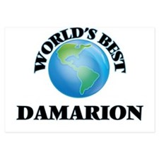 World's Best Damarion Invitations