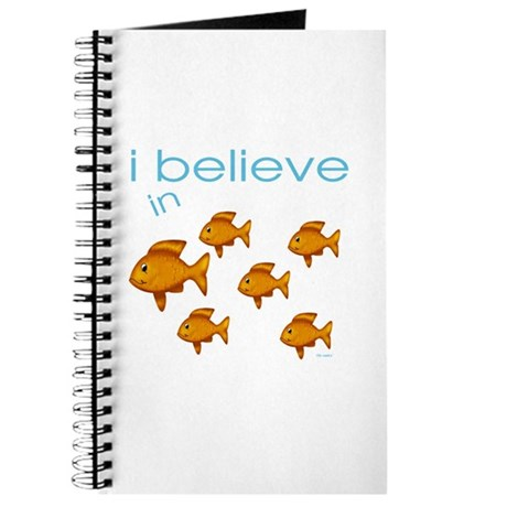 I believe in fish Journal