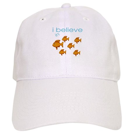 I believe in fish Cap
