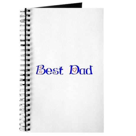 Best Dad Journal