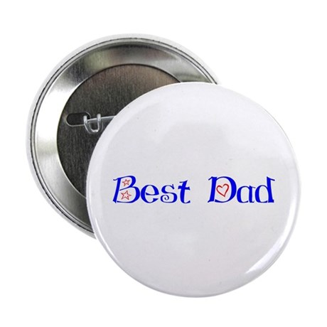 "Best Dad 2.25"" Button (10 pack)"