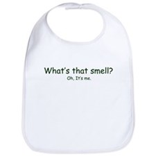 What's That Smell? Bib