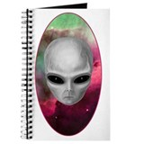 Alien Stare Nebula Journal
