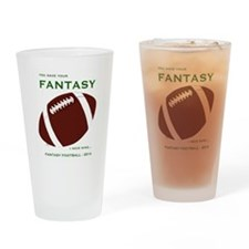 Cute Tight end Drinking Glass