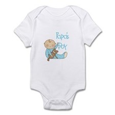 Papa's Boy Infant Bodysuit