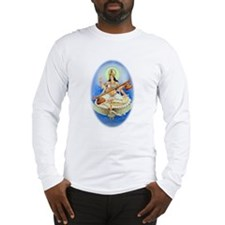 Long Sleeve T-Shirt Saraswati
