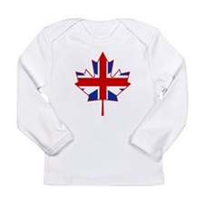 British in Canada Long Sleeve T-Shirt