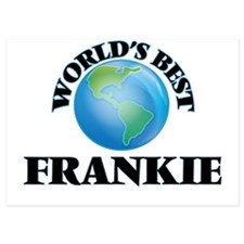 World's Best Frankie Invitations