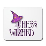 Chess Wizard Mousepad