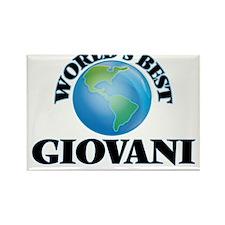 World's Best Giovani Magnets