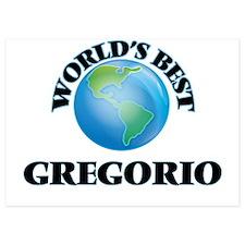 World's Best Gregorio Invitations