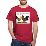 Dutch Bantam Time! Dark T-Shirt