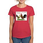 Dutch Bantam Time! Women's Dark T-Shirt