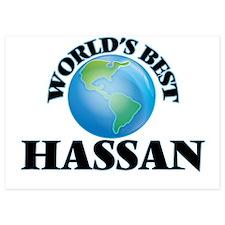 World's Best Hassan Invitations