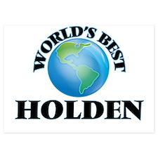 World's Best Holden Invitations