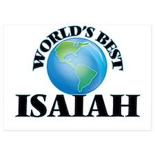 World's Best Isaiah Invitations