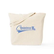 Louisiana State of Mine Tote Bag