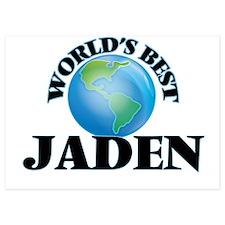 World's Best Jaden Invitations